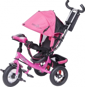 Rowerek sterowany Magic Bike pink